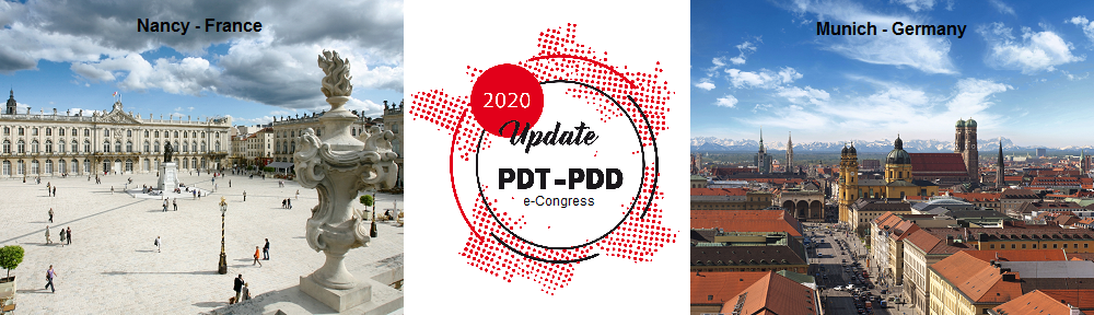 Photodynamic Therapy and Photodiagnosis Update E-CONGRESS 2020